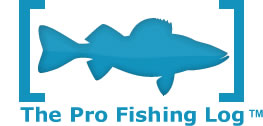 The Pro Fishing Log Logo